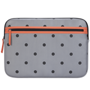 """Picture of 15.6"""" Arts Edition Sleeve - Polka Dot"""
