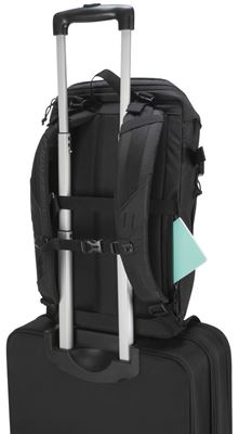 "Picture of Sol-Lite 15.6"" Laptop Backpack - Black"
