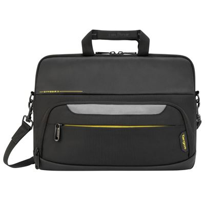 Picture of CityGear 14 inch Slim Topload Laptop Case - Black
