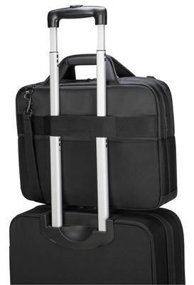 Image sur Sacoche pour ordinateur portable CityGear 15 à 17,3pouces - Noir