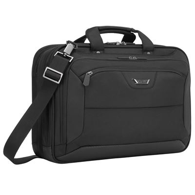 "Picture of Corporate Traveller 13-14"" Topload Laptop Case - Black"