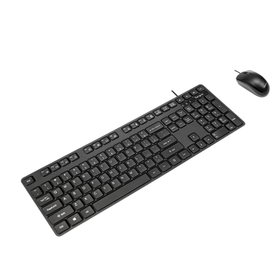 Picture of KM600 Corporate USB Wired Keyboard & Mouse Bundle