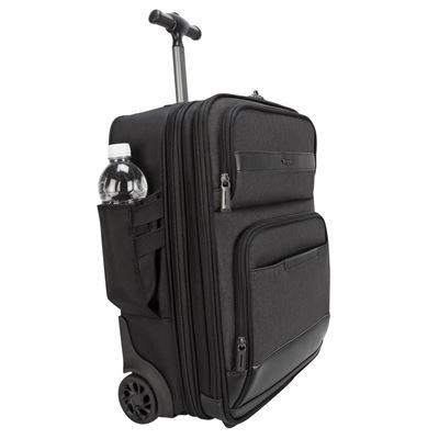 """Picture of CitySmart 12-15.6"""" Compact Under-Seat Roller - Black/Grey"""