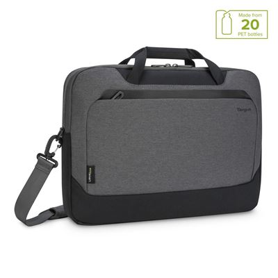 """Picture of Cypress 15.6"""" Briefcase with EcoSmart® - Grey"""