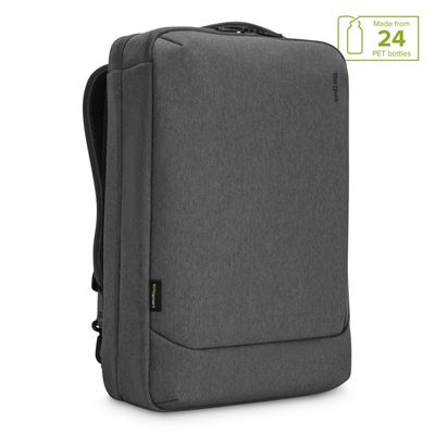 "Picture of Cypress 15.6"" Convertible Backpack with EcoSmart® - Grey"