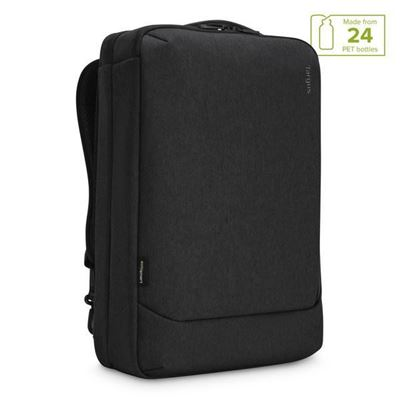 "Picture of Cypress 15.6"" Convertible Backpack with EcoSmart® - Black"