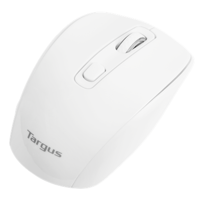 Picture of W60501 Wireless 4-Key Optical Mouse (White)